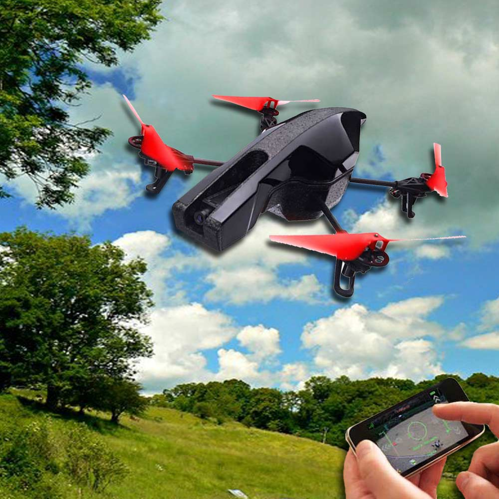 Image of AR.Drone 2.0 Power Edition Quadricopter