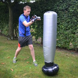 Inflatable Punch Bag