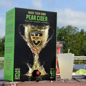 20 Pint Cider Home Brewing Kit