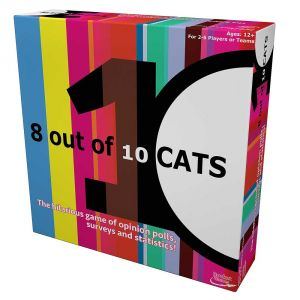8 Out Of 10 Cats Board Game