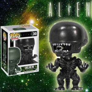 Alien Pop Vinyl Figurine