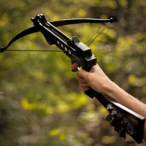 Black Crossbow