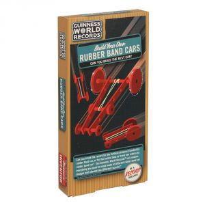 Build Rubber Band Cars Set