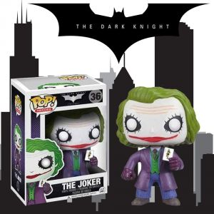 Joker Dark Knight POP Figurine