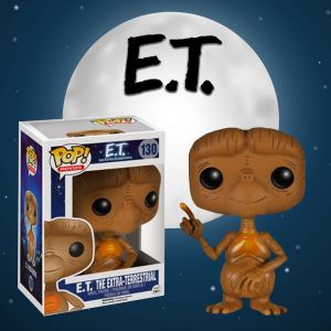 E.T. POP Vinyl Figurine