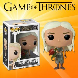 Game of Thrones Daenerys Vinyl Figurine