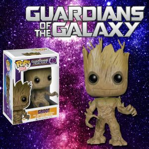 Guardians Of The Galaxy Groot Pop Vinyl Figure