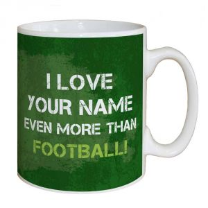 I Love Your Name Football