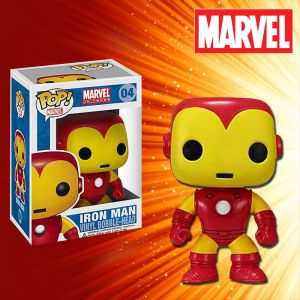 Iron Man Pop Vinyl Figure