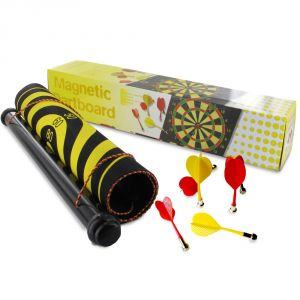 Roll-Up Magnetic Dartboard