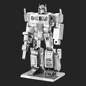Metal Earth Transformers Sculpture