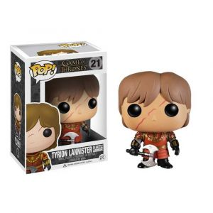 Game of Thrones Tyrion In Battle Vinyl Pop Figurine