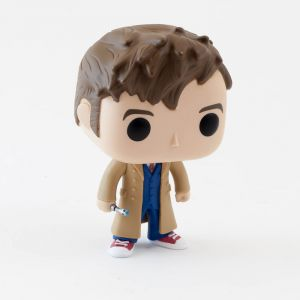 Pop vinyl 10th doctor 1