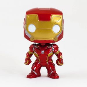 Iron Man Pop Vinyl Figurine