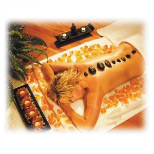 Spa Hot Rocks - Hot Stone Therapy
