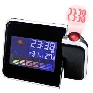 Thermo Projection Clock