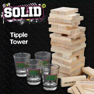 Tipple Tower Drinking Game