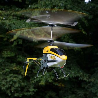 T40C Large 3 Channel RC Helicopter