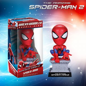 The Amazing Spider-Man 2 Wacky Wobbler