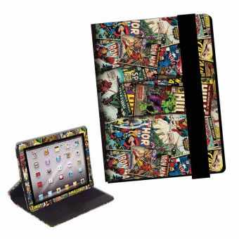 Retro Marvel iPad Mini Case