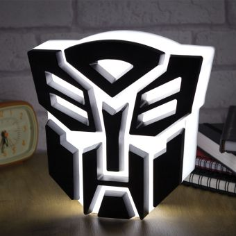 Transformers USB Light
