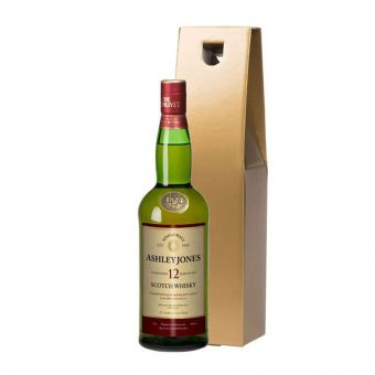 Personalised 12 Year Old Malt Whisky