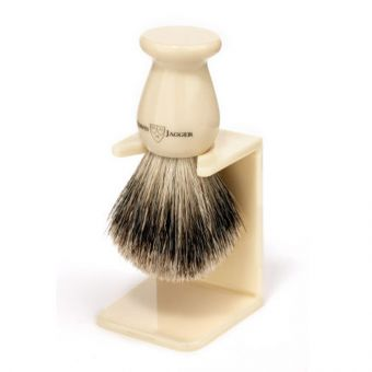 Small Badger Brush & Stand