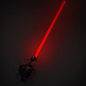 Star Wars Darth Vader Lightsaber Light