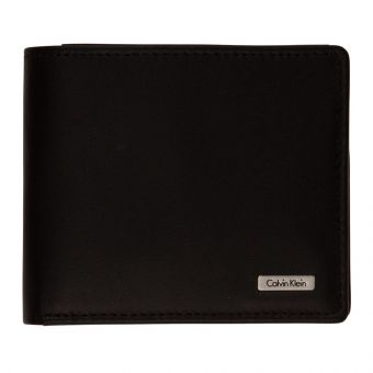 Rail Slimfold 8CC Black Men's Wallet
