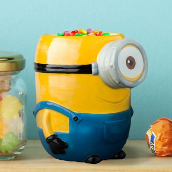 Minion Sweets & Treats Jar