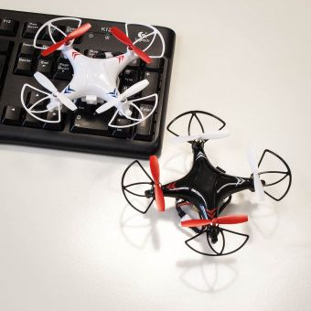 Mini Quadcopter BLACK FLYING