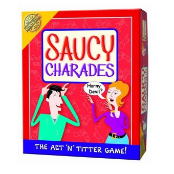 Adult Saucy Charades