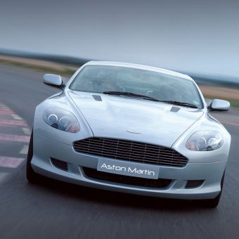 Aston Martin Thrill