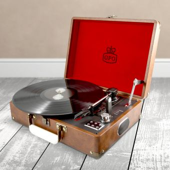 Attache Record Player