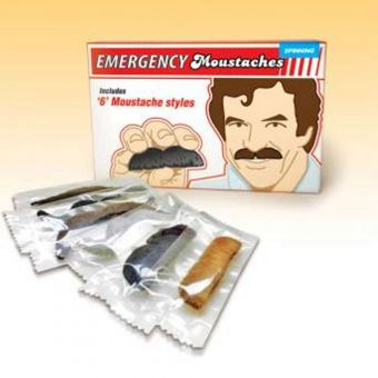 Emergency Moustaches 0