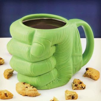 Hulk Shaped Mug 1