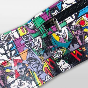 The Joker Wallet Inside