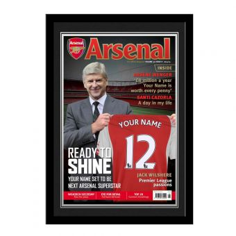 Arsenal Magazine Cover