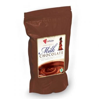 Microwaveable Bag of Milk Chocolate 900grams