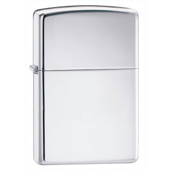 Polished Chrome Lighter