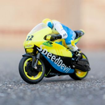 RC Speed Devil Motorbike