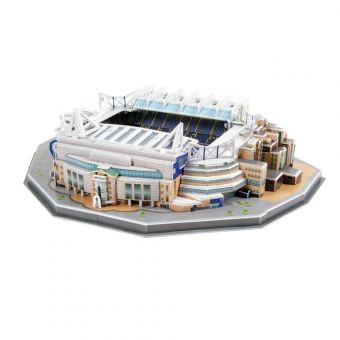 Stamford Bridge 3D Football Stadium Puzzle