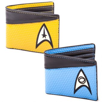 Star Trek Mens Wallet