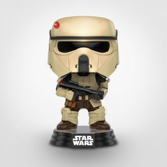Star Wars Rogue One Scarif Stormtrooper Pop Vinyl