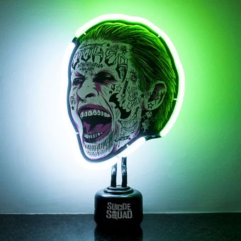 Suicide Squad Joker Neon Light