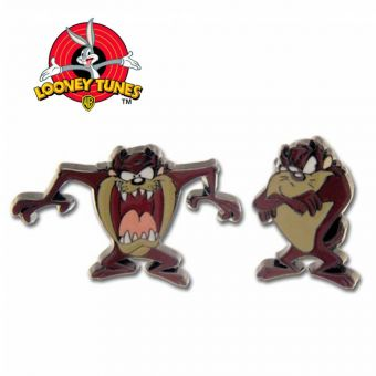 Tazmanian Devil Cufflinks