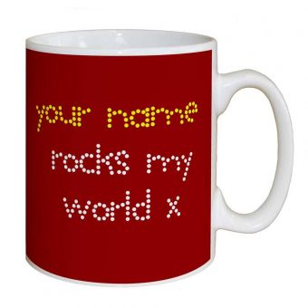 Your Name Rocks My World