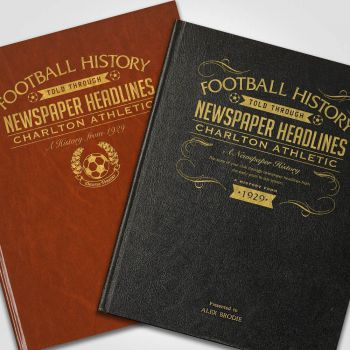 Personalised Football Newspaper - League One Clubs