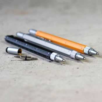 6 in 1 Pen Multi-Tool
