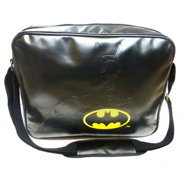 Batman Logo Messenger Bag